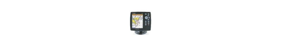 GPS Plotter Sonda para barcos. GPS Samyung, Navnet